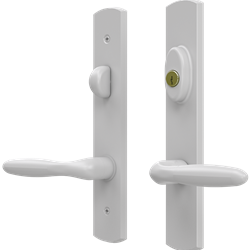 Active Multi-Point Contemporary Swinging Patio Door Handle