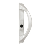 Builders Patio Door Keyed Exterior Handle (Left-Hand)
