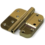 Siteline EX Wood Inswing Patio Door Adjustable Hinge Kit - Set of 3-Luxury
